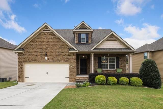 37 Lanier Ridge, Acworth, GA 30101 (MLS #8881389) :: Bonds Realty Group Keller Williams Realty - Atlanta Partners