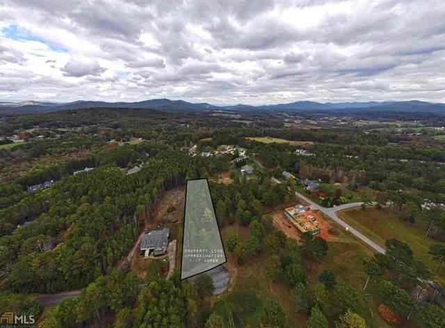 0 The Sanctuary Lot 87, Blairsville, GA 30512 (MLS #8881990) :: Maximum One Realtor Partners
