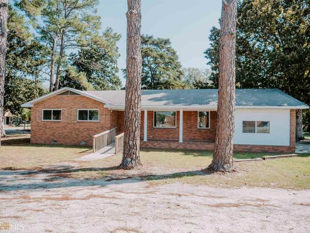 36 N Cromartie St, Hazlehurst, GA 31539 (MLS #8882442) :: Keller Williams Realty Atlanta Partners