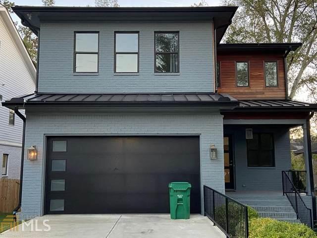 1471 Canoochee Dr, Brookhaven, GA 30319 (MLS #8882673) :: Scott Fine Homes at Keller Williams First Atlanta