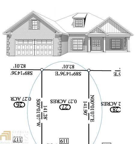 119 Windborne Ct #27, Kathleen, GA 31047 (MLS #8882960) :: Tim Stout and Associates