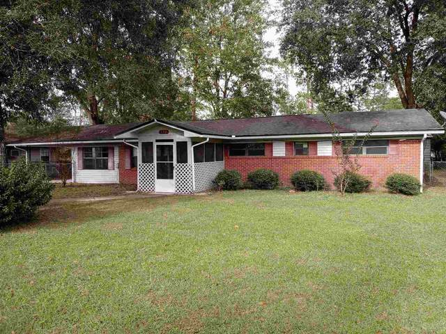 173 Mimosa Ave, Folkston, GA 31537 (MLS #8883036) :: Athens Georgia Homes