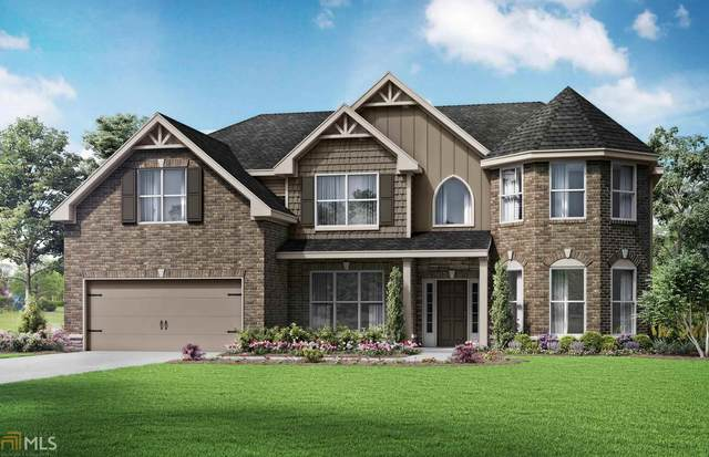 4456 Frost Ridge Way #82, Hoschton, GA 30548 (MLS #8883093) :: Rettro Group