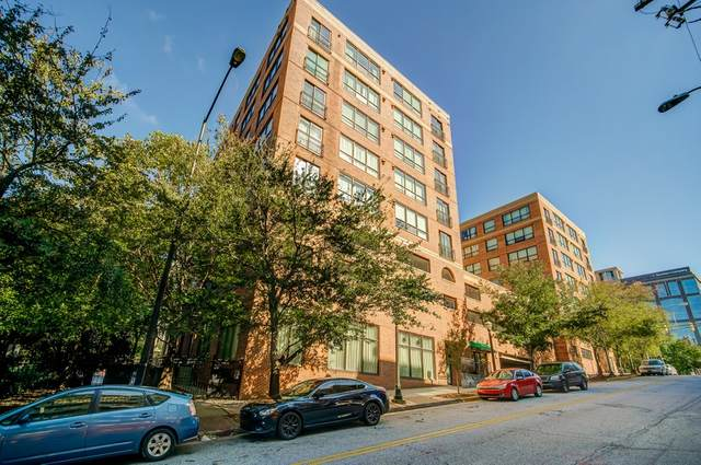 115 W Peachtree Place #306, Atlanta, GA 30313 (MLS #8883125) :: Anderson & Associates