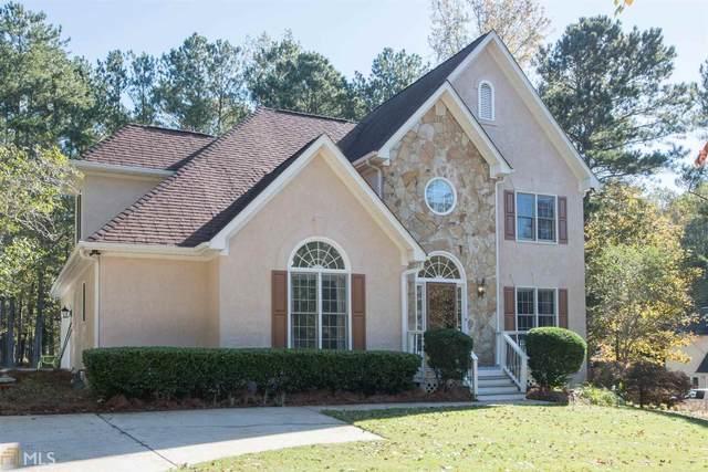 215 Oak Ridge Dr, Fayetteville, GA 30214 (MLS #8883244) :: Athens Georgia Homes