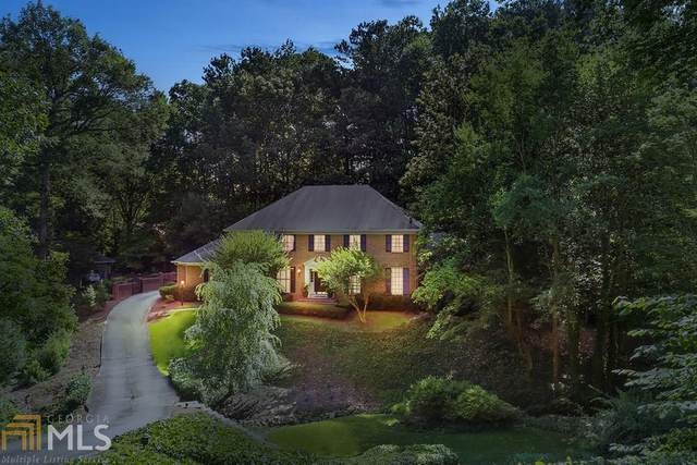 6460 River Chase Cir, Sandy Springs, GA 30328 (MLS #8883557) :: Military Realty