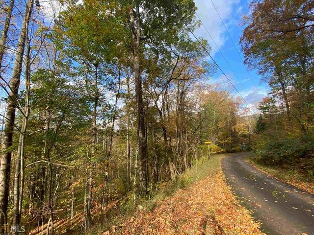 0 Chestnut Mountain Dr Tract 11, Rabun Gap, GA 30568 (MLS #8883597) :: Perri Mitchell Realty