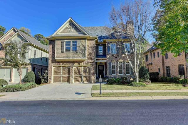4774 Lakeway Pl, Alpharetta, GA 30005 (MLS #8884597) :: Keller Williams Realty Atlanta Partners