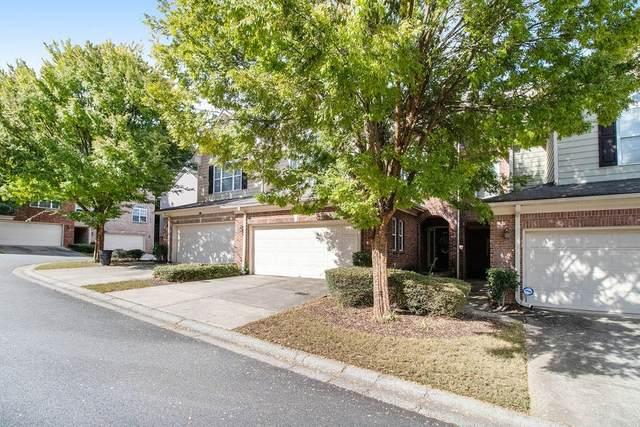 202 Glen Ivy #2, Marietta, GA 30062 (MLS #8884629) :: Athens Georgia Homes