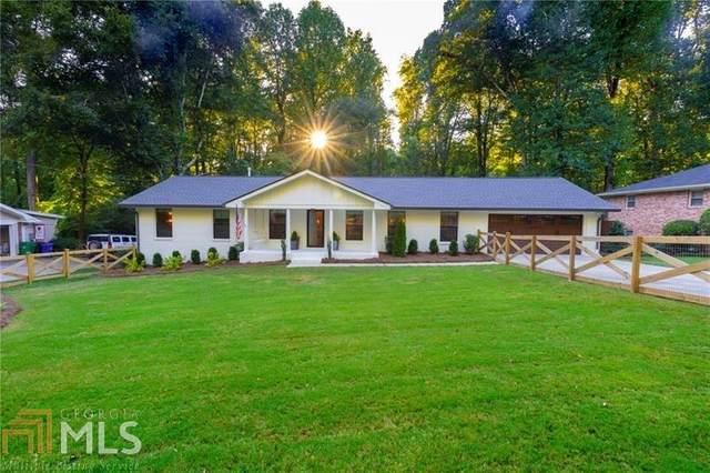 3886 Menlo Dr, Atlanta, GA 30340 (MLS #8885367) :: Tim Stout and Associates