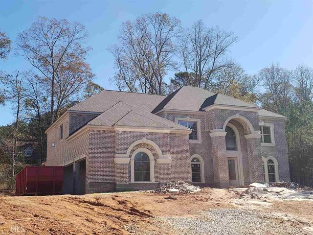 3312 Westborough Ln #40, Conyers, GA 30094 (MLS #8885391) :: RE/MAX Center