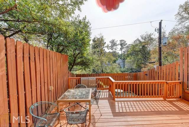 871 Lenox Oaks, Atlanta, GA 30324 (MLS #8885630) :: Athens Georgia Homes
