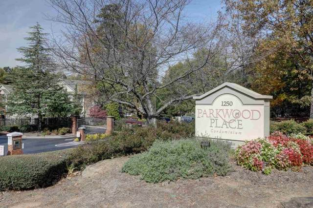 1250 Parkwood Cir #2206, Atlanta, GA 30339 (MLS #8886255) :: AF Realty Group