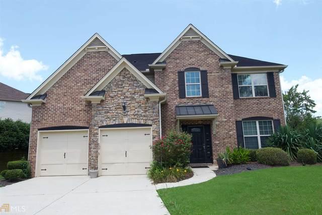 520 Jessamine Sq, Atlanta, GA 30349 (MLS #8886382) :: Tim Stout and Associates