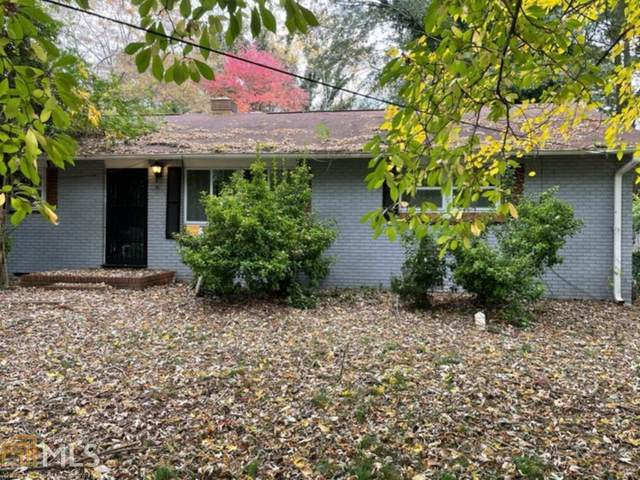 445 Virginia Pl, Marietta, GA 30067 (MLS #8886506) :: Bonds Realty Group Keller Williams Realty - Atlanta Partners