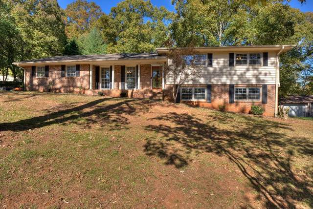 18 Ridgewood Dr, Cartersville, GA 30120 (MLS #8887258) :: Keller Williams Realty Atlanta Classic