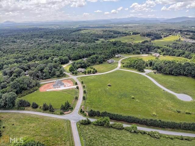 38 Meadow Run, Clarkesville, GA 30523 (MLS #8888050) :: Athens Georgia Homes