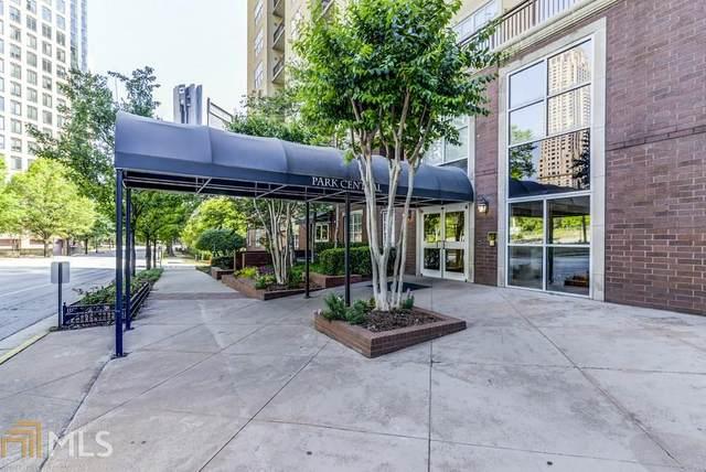 1101 Juniper St #1104, Atlanta, GA 30309 (MLS #8888463) :: Rettro Group