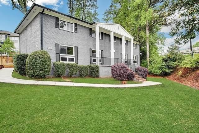 2331 Peachwood Cir, Atlanta, GA 30345 (MLS #8888979) :: AF Realty Group