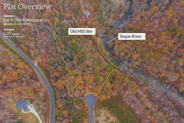 0 Olde Rockhouse Rd Lt 4, Demorest, GA 30535 (MLS #8889183) :: AF Realty Group