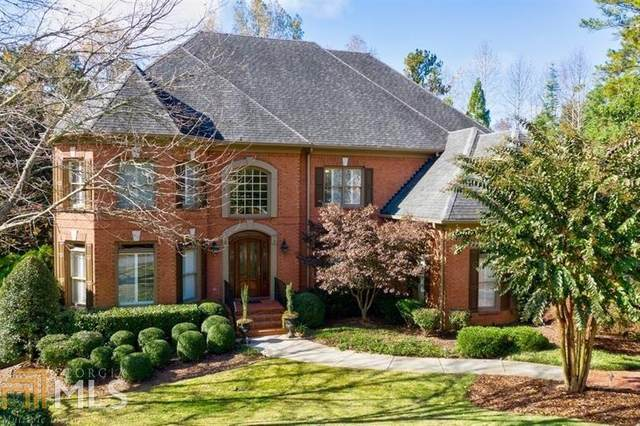 6070 Greatwood Ter, Alpharetta, GA 30005 (MLS #8889723) :: Tim Stout and Associates