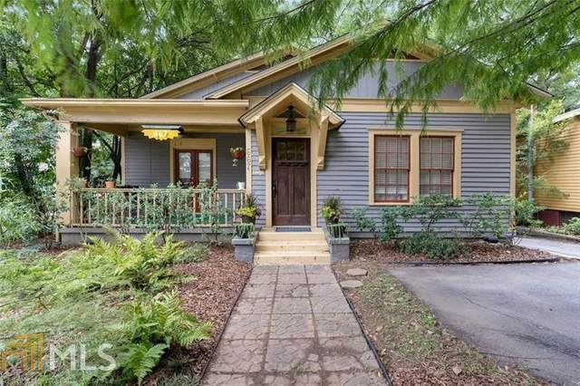 667 Glenwood Ave, Atlanta, GA 30312 (MLS #8889956) :: Military Realty