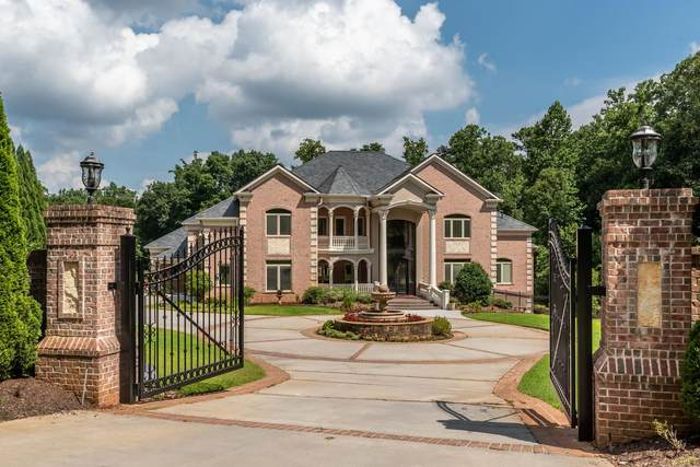 1625 Sunnybrook Farm Rd, Sandy Springs, GA 30350 (MLS #8891436) :: Military Realty