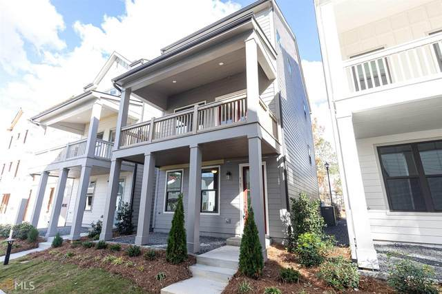 4387 Gillon Circle #25, Atlanta, GA 30339 (MLS #8891995) :: Rettro Group