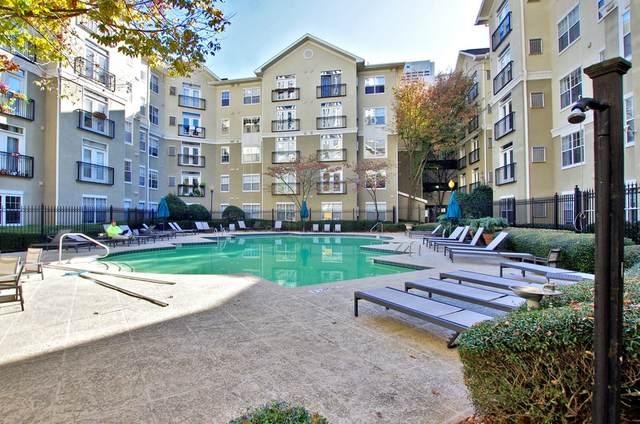 800 Peachtree St #1412, Atlanta, GA 30308 (MLS #8892029) :: AF Realty Group