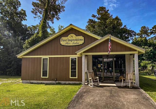 105 West 4Th St, Woodbine, GA 31569 (MLS #8892132) :: RE/MAX One Stop