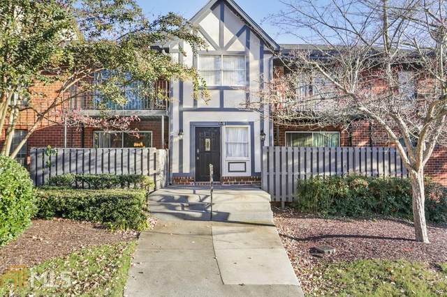 6851 Roswell Rd O-2, Sandy Springs, GA 30328 (MLS #8892218) :: Tim Stout and Associates