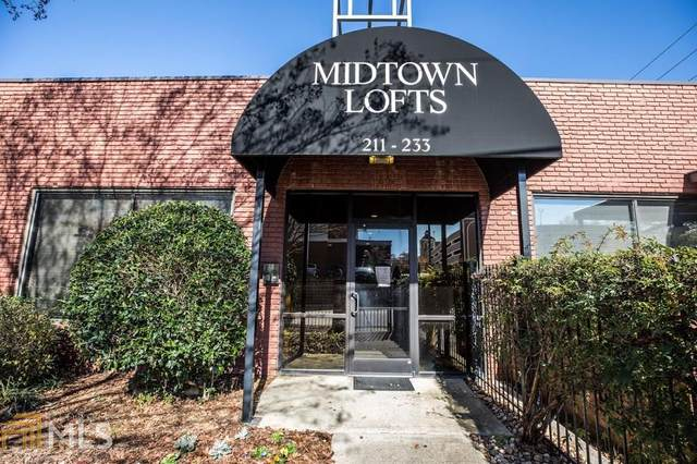 205 Johnson Ave #225, Carrollton, GA 30117 (MLS #8892251) :: Anderson & Associates