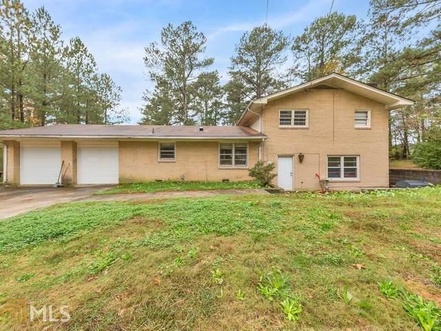 2284 Highway 92 Fairburn Rd, Douglasville, GA 30135 (MLS #8892403) :: The Heyl Group at Keller Williams