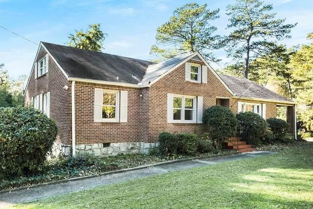 1662 Berkeley Lane Ne, Atlanta, GA 30329 (MLS #8892599) :: Buffington Real Estate Group