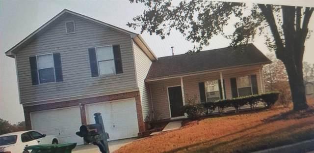 5759 Cedar Croft Ct #58, Lithonia, GA 30058 (MLS #8892607) :: Buffington Real Estate Group