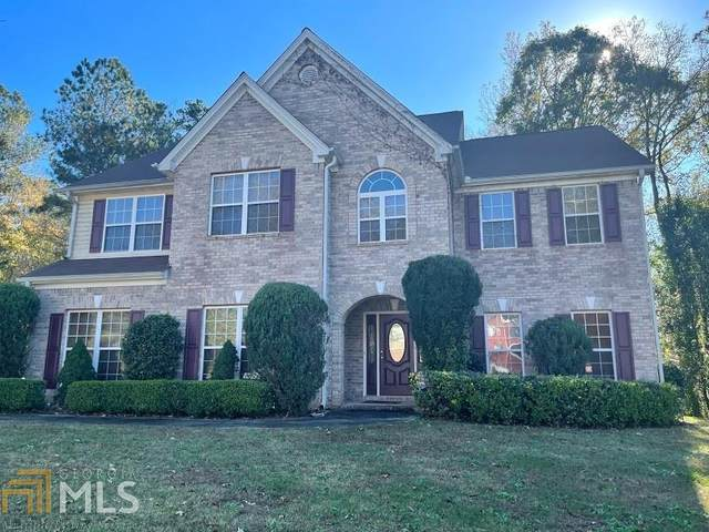 45 Thornberry Way, Covington, GA 30016 (MLS #8892724) :: The Heyl Group at Keller Williams