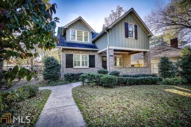 579 Elmwood Dr, Atlanta, GA 30306 (MLS #8892985) :: Amy & Company | Southside Realtors