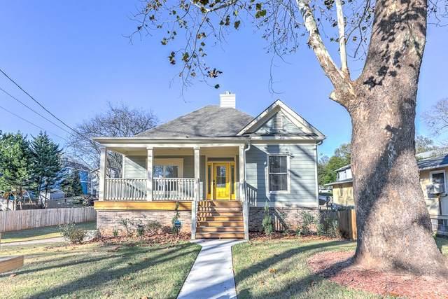 186 SE South Ave Ave, Atlanta, GA 30315 (MLS #8893475) :: Buffington Real Estate Group
