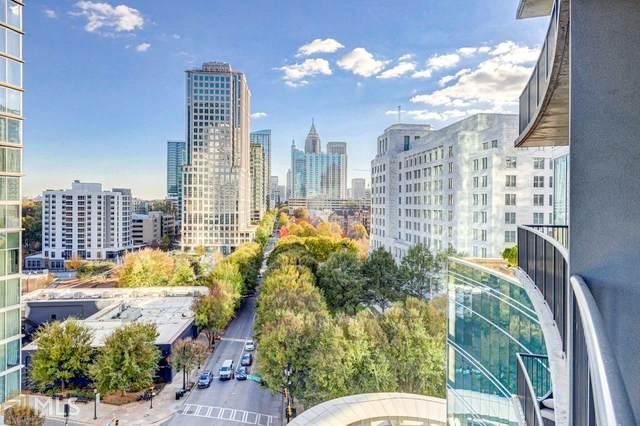 1080 Peachtree St #909, Atlanta, GA 30309 (MLS #8893563) :: Crown Realty Group