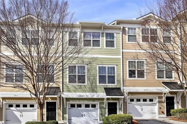 1869 Sterling Oaks Cir, Brookhaven, GA 30319 (MLS #8893992) :: Keller Williams Realty Atlanta Classic