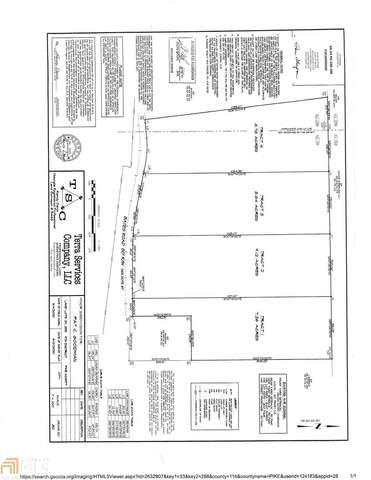 Lot 1 Bates Road, Concord, GA 30206 (MLS #8894245) :: Amy & Company | Southside Realtors