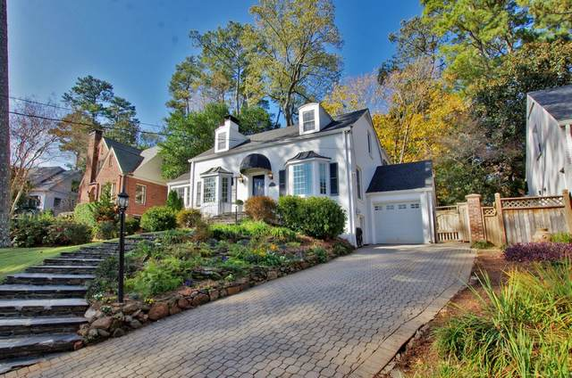 1658 Noble Drive Ne, Atlanta, GA 30306 (MLS #8894246) :: The Heyl Group at Keller Williams