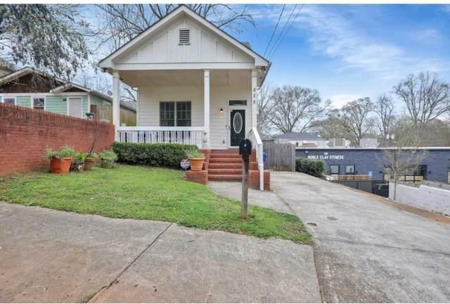 828 Martin St, Atlanta, GA 30315 (MLS #8894303) :: Buffington Real Estate Group