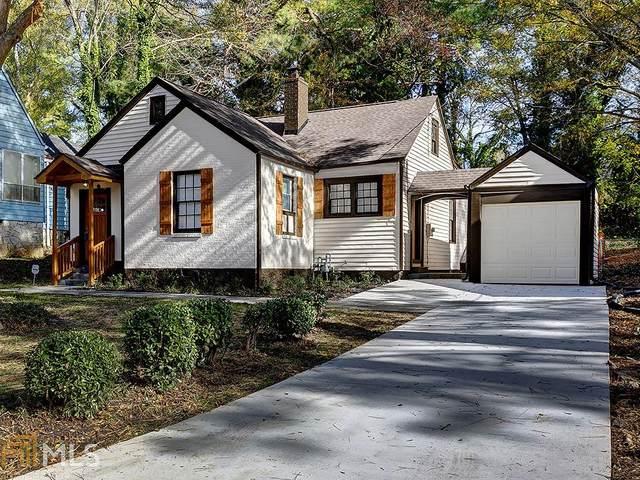 1270 Cahaba Dr, Atlanta, GA 30311 (MLS #8894386) :: Regent Realty Company
