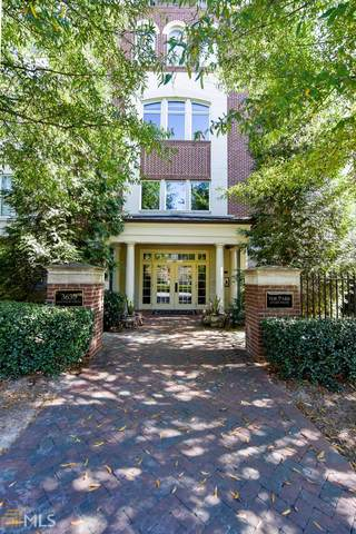 3635 NE East Paces Cir #1407, Atlanta, GA 30326 (MLS #8894610) :: RE/MAX Eagle Creek Realty