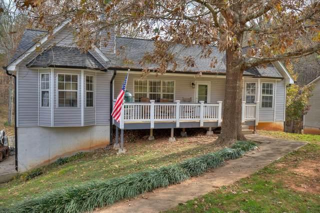 35 Amber Trace, Dallas, GA 30132 (MLS #8894654) :: The Heyl Group at Keller Williams