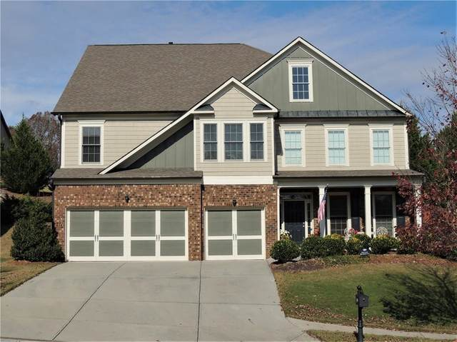 7212 Lake Sterling Blvd, Flowery Branch, GA 30542 (MLS #8894707) :: Bonds Realty Group Keller Williams Realty - Atlanta Partners