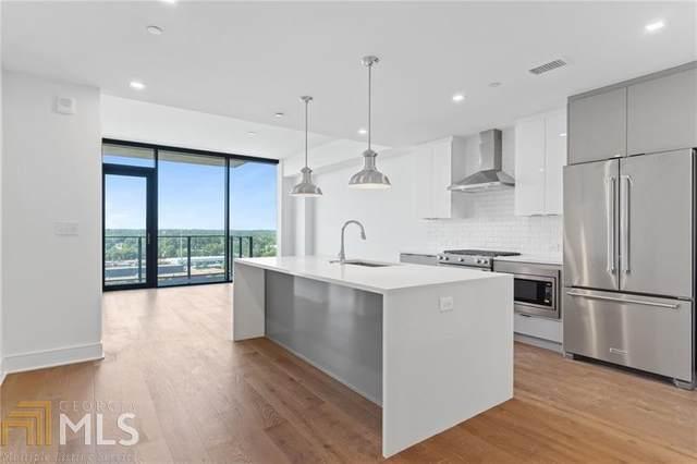 788 W Marietta Street #613, Atlanta, GA 30318 (MLS #8895641) :: Statesboro Real Estate