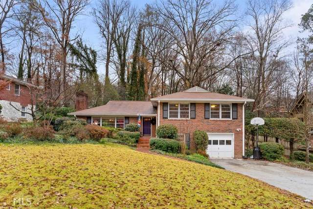 705 N Superior Ave, Decatur, GA 30033 (MLS #8896095) :: Buffington Real Estate Group