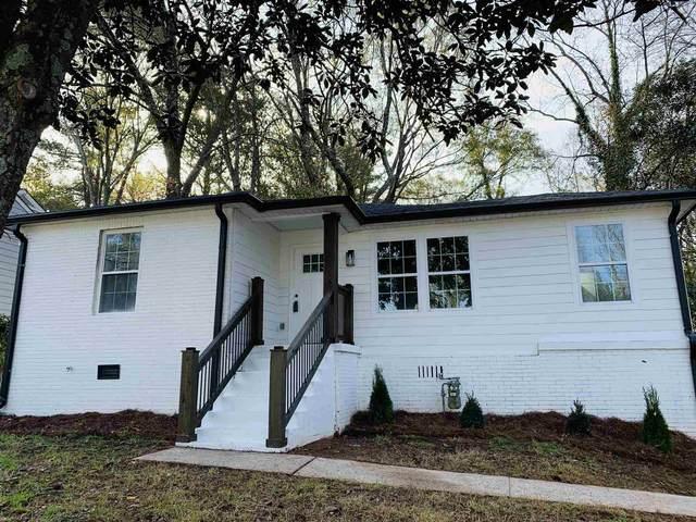1350 Sw Montreat Ave, Atlanta, GA 30310 (MLS #8897492) :: Anderson & Associates